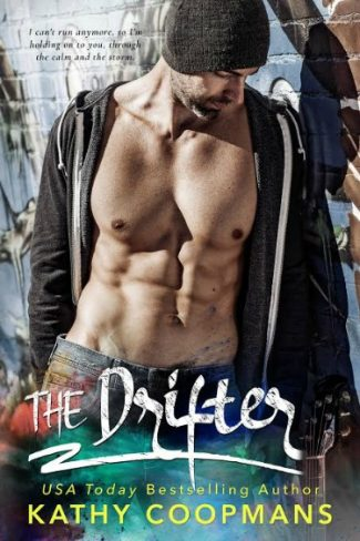 Cover Reveal: The Drifter by Kathy Coopmans