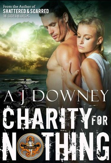 Release Day Blitz: Charity For Nothing (The Virtues #3) by AJ Downey