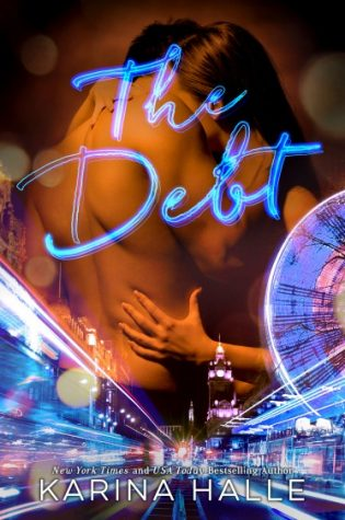 Cover Reveal: The Debt (The McGregor Brothers #5) by Karina Halle