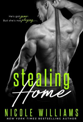 Cover Reveal: Stealing Home by Nicole Williams