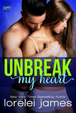 Review: Unbreak My Heart (The Rough Riders Legacy #1) by Lorelei James