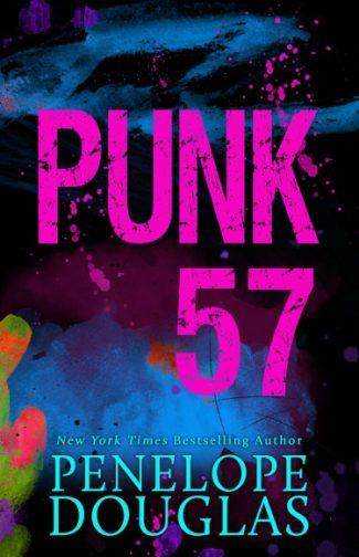 Cover Reveal + Giveaway: Punk 57 by Penelope Douglas