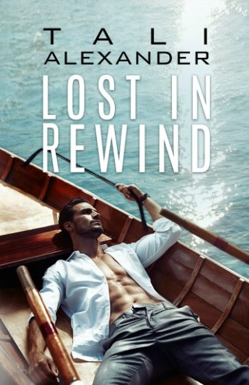Cover Reveal: Lost in Rewind (Audio Fools #3) by Tali Alexander