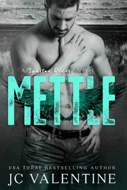 Cover Reveal + Giveaway: Mettle (Spartan Riders #2) by JC Valentine