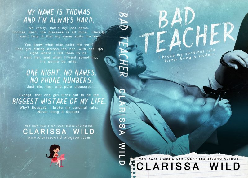 Bad Teacher Full Wrap