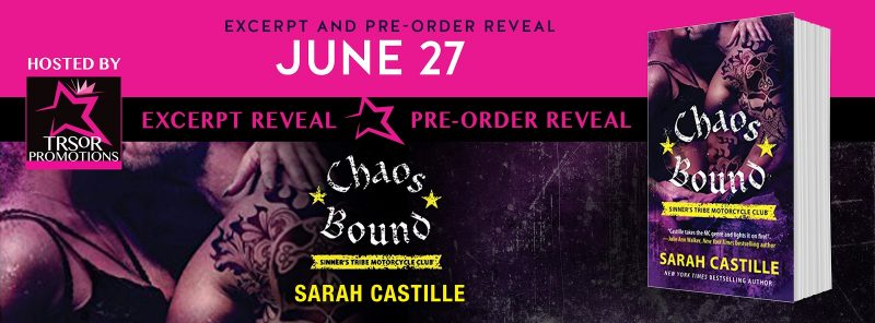 CHAOS BOUND EXCERPT REVEAL