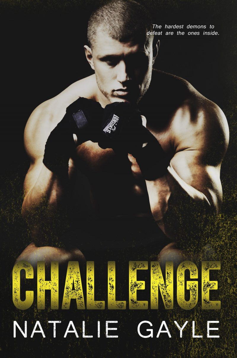 Challenge Ebook Cover