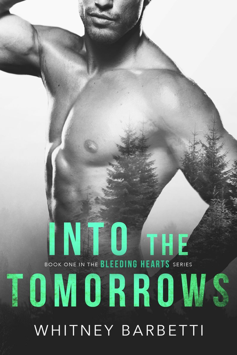 Into the Tomorrows Ebook Cover