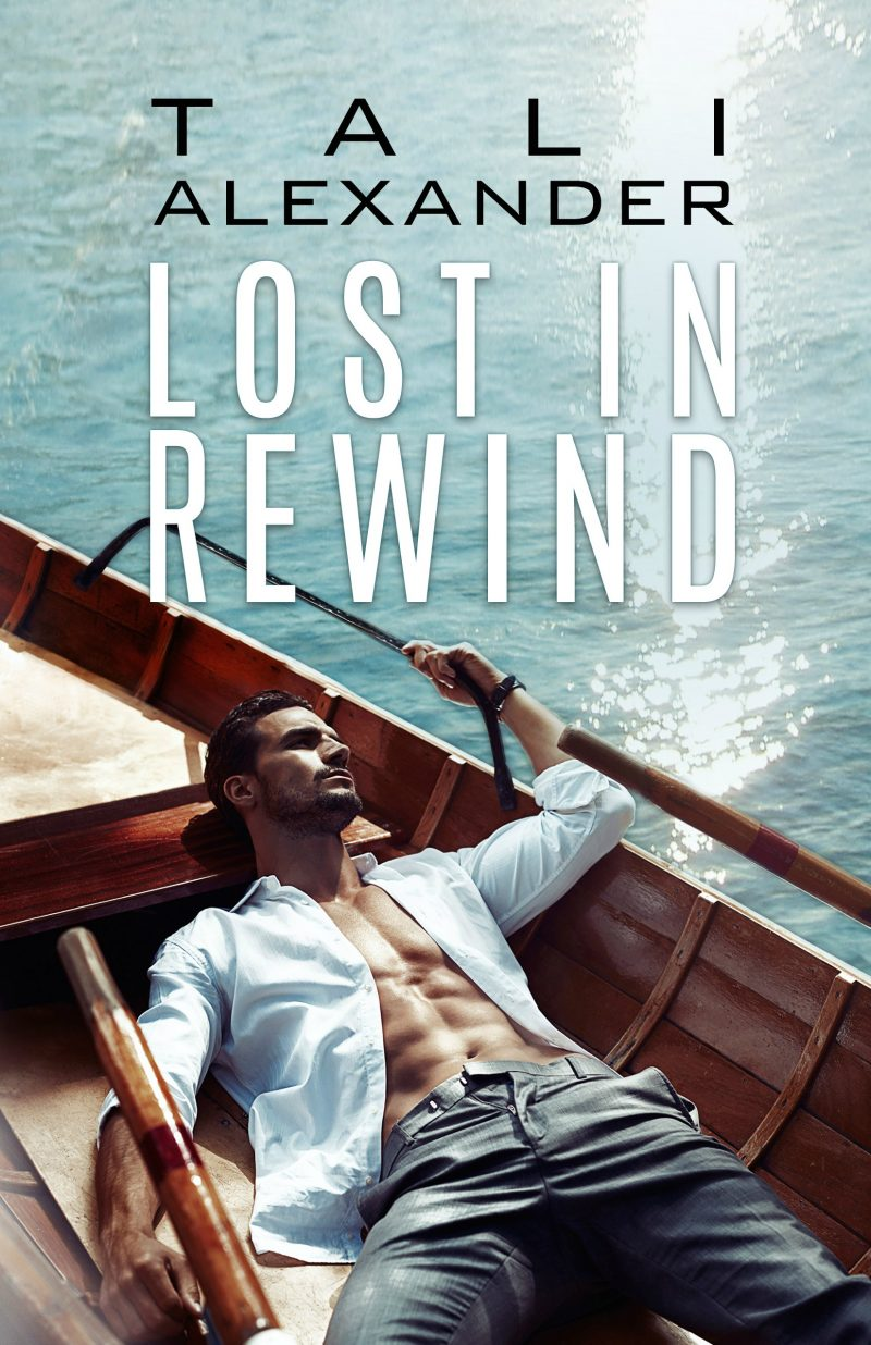 Lost in Rewind Ebook Cover