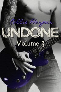 Undone Volume 3 Ebook Cover