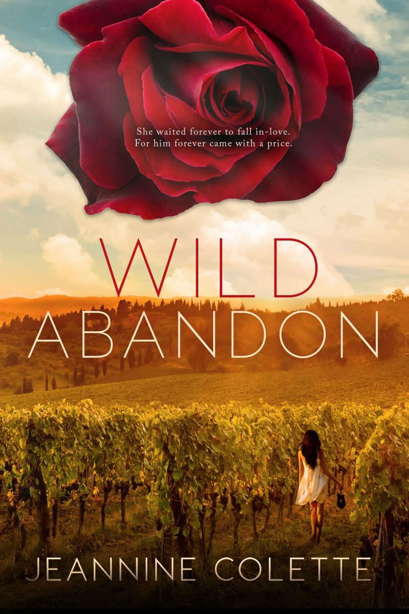 Wild Abandon Ebook Cover