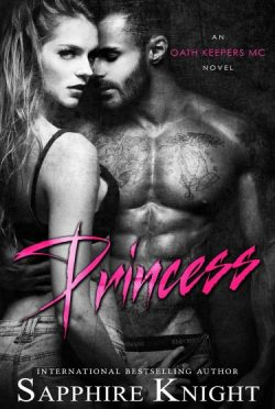 Release Day Blitz + Giveaway: Princess (Russkaya Mafiya/Oath Keepers MC #8) by Sapphire Knight