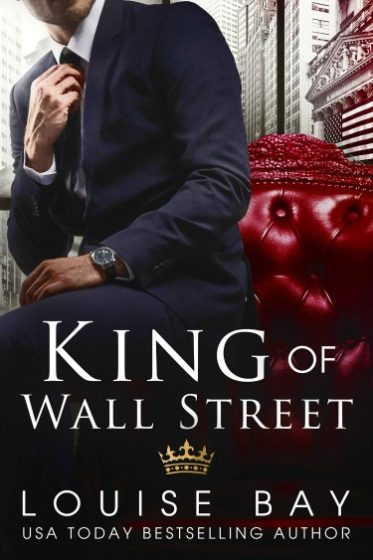 Cover Reveal: King of Wall Street by Louise Bay