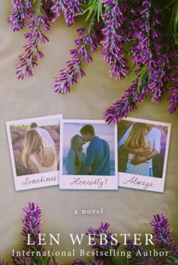 Cover Reveal: Sometimes. Honestly? Always. (Sometimes Moments #3) by Len Webster