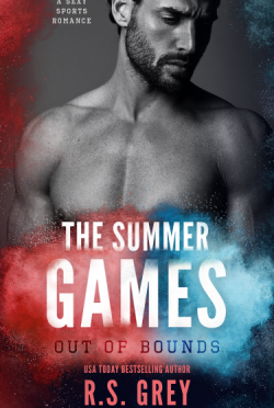 Cover Reveal: Out of Bounds (The Summer Games #2) by RS Grey