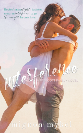 Cover Reveal + Giveaway: Interference (Prescott Family #1) by Mignon Mykel