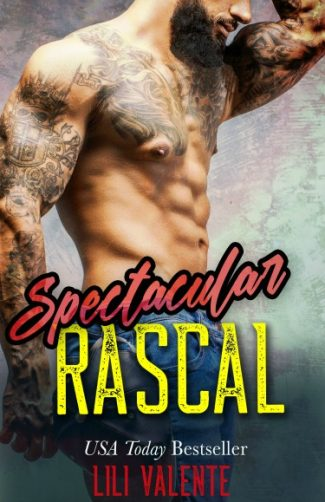 Cover Reveal: Spectacular Rascal by Lili Valente