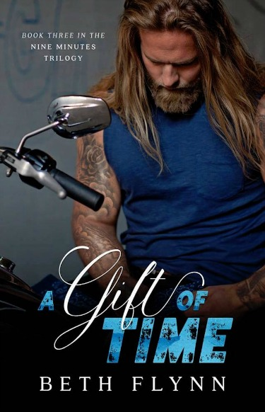 Release Day Blitz: A Gift of Time (Nine Minutes #3) by Beth Flynn