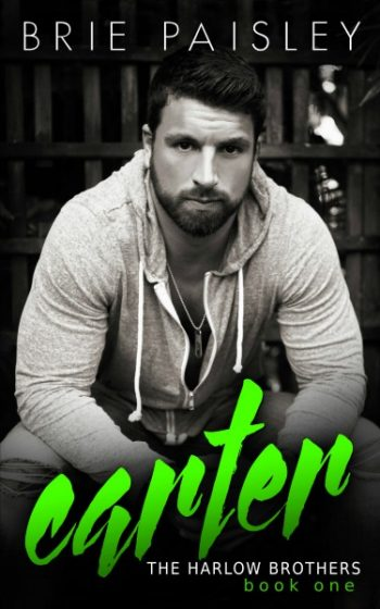 Release Day Blitz + Giveaway: Carter (The Harlow Brothers #1) by Brie Paisley