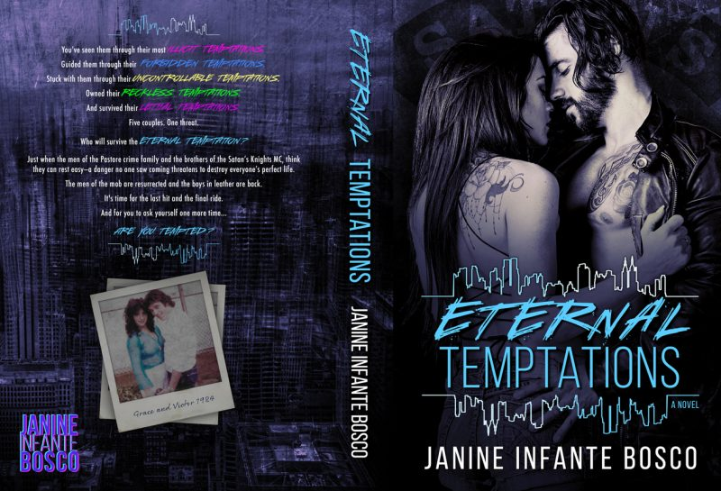 Eternal Temptations Full Jacket Cover