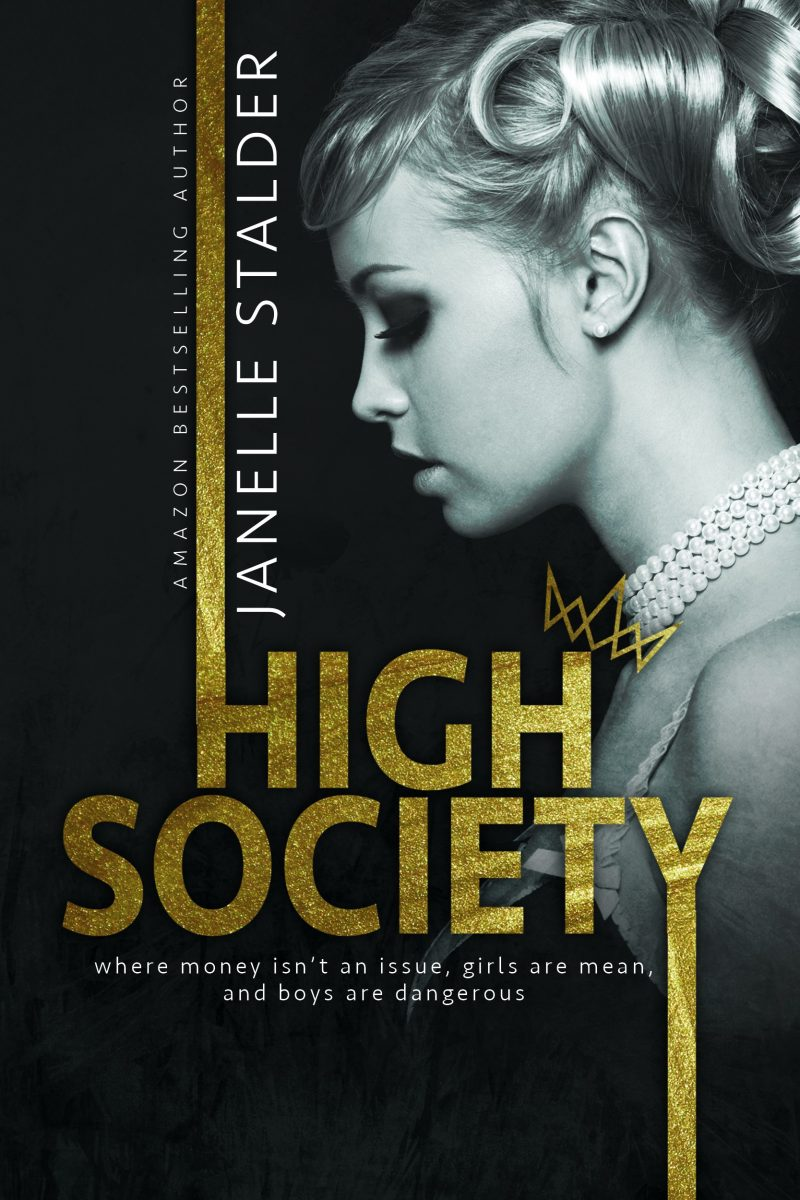 High Society Ebook Cover