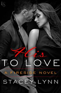 His to Love Ebook Cover
