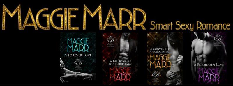 Maggie Marr Books
