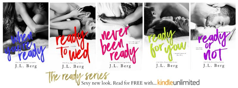 Ready Series Covers