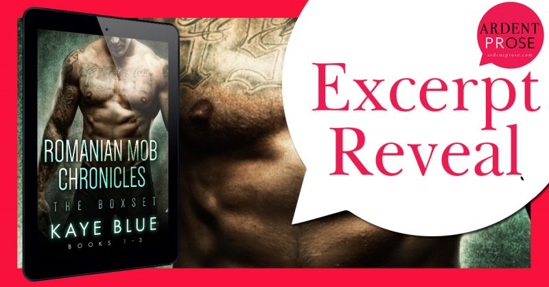 Romanian Mob Chronicles Excerpt Reveal