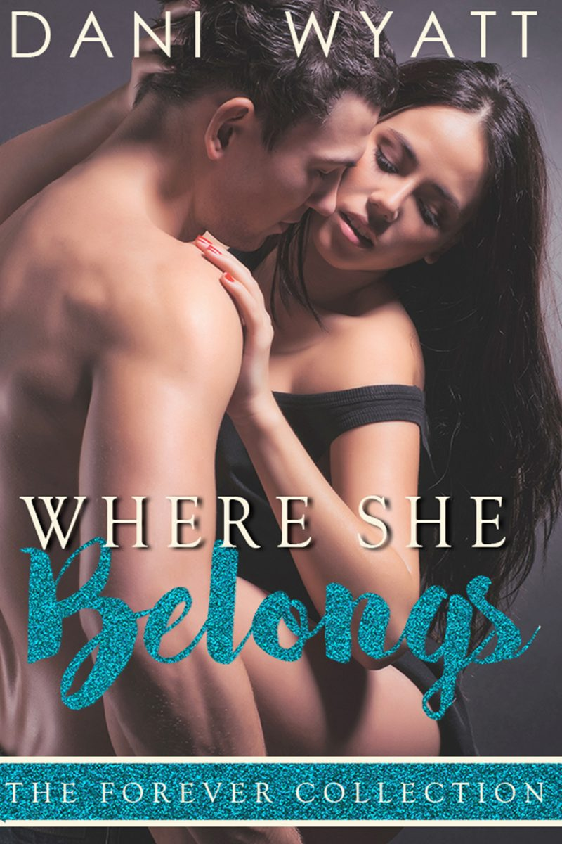 Where She Belongs Ecover NEW