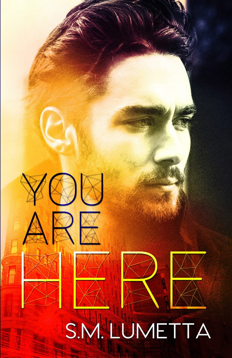 YOU ARE HERE front cover