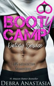 Cover Reveal: Booty Camp Dating Service by Debra Anastasia