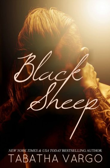 Cover Reveal: Black Sheep by Tabatha Vargo