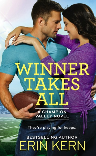 Release Day Blitz + Giveaway: Winner Takes All (Champion Valley #1) by Erin Kern
