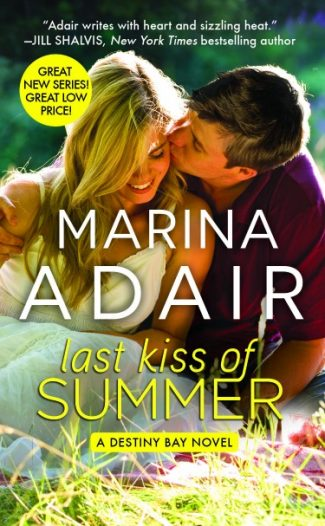 Release Day Blitz + Giveaway: Last Kiss of Summer (Destiny Bay #1) by Marina Adair