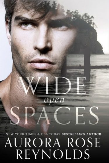 Release Day Blitz: Wide Open Spaces (Shooting Stars #2) by Aurora Rose Reynolds