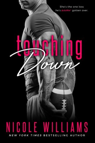 Cover Reveal: Touching Down by Nicole Williams