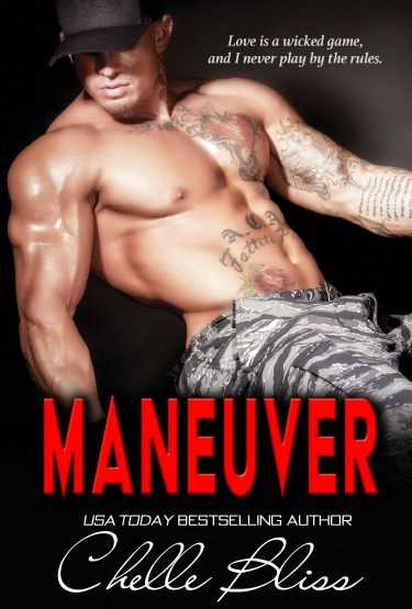 Cover Reveal + Giveaway: Maneuver by Chelle Bliss