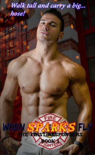Release Day Blitz + Giveaway: When Sparks Fly (First-Responders #1) by JA Essen