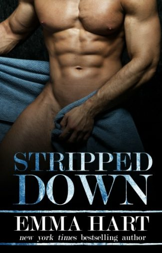 Cover Reveal: Stripped Down (Stripped #2) by Emma Hart