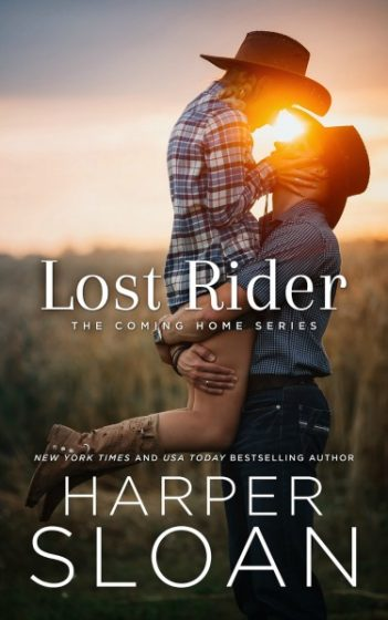 Cover Reveal: Lost Rider (Coming Home #1) by Harper Sloan