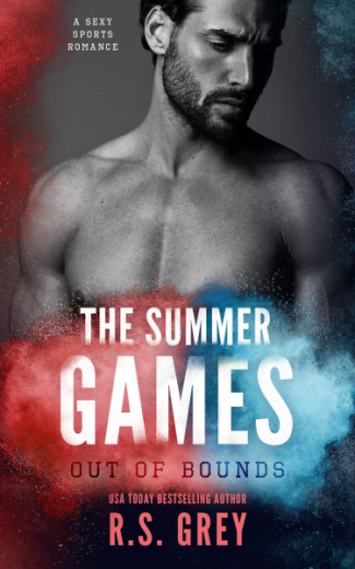 Release Day Blitz: Out of Bounds (The Summer Games #2) by RS Grey