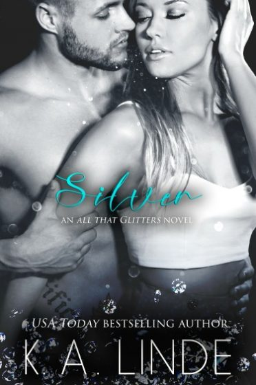 Cover Reveal: Silver (All that Glitters #4) by KA Linde