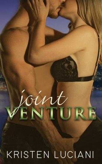 Release Day Blitz: Joint Venture (Venture #4) by Kristen Luciani