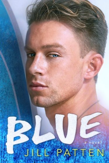 Cover Reveal: Blue by Jill Patten
