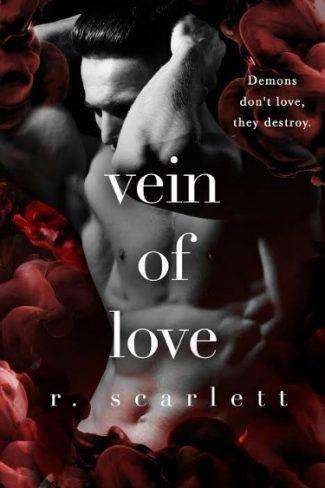 Release Day Blitz: Vein Of Love by R Scarlett