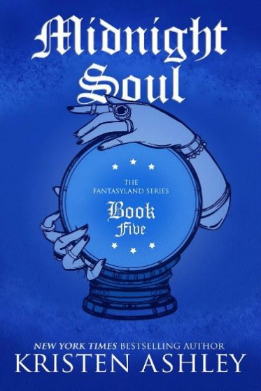 Release Day Review + Giveaway: Midnight Soul (Fantasyland #5) by Kristen Ashley