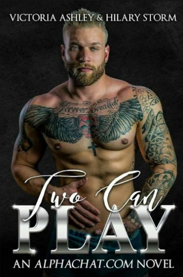 Release Day Blitz: Two Can Play (Alphachat.com #2) by Victoria Ashley + Hilary Storm