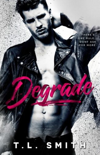 Cover Re-Reveal + Giveaway: Degrade (Flawed #1) by TL Smith