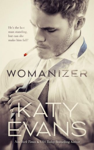 Cover Reveal: Womanizer (Manwhore #4) by Katy Evans